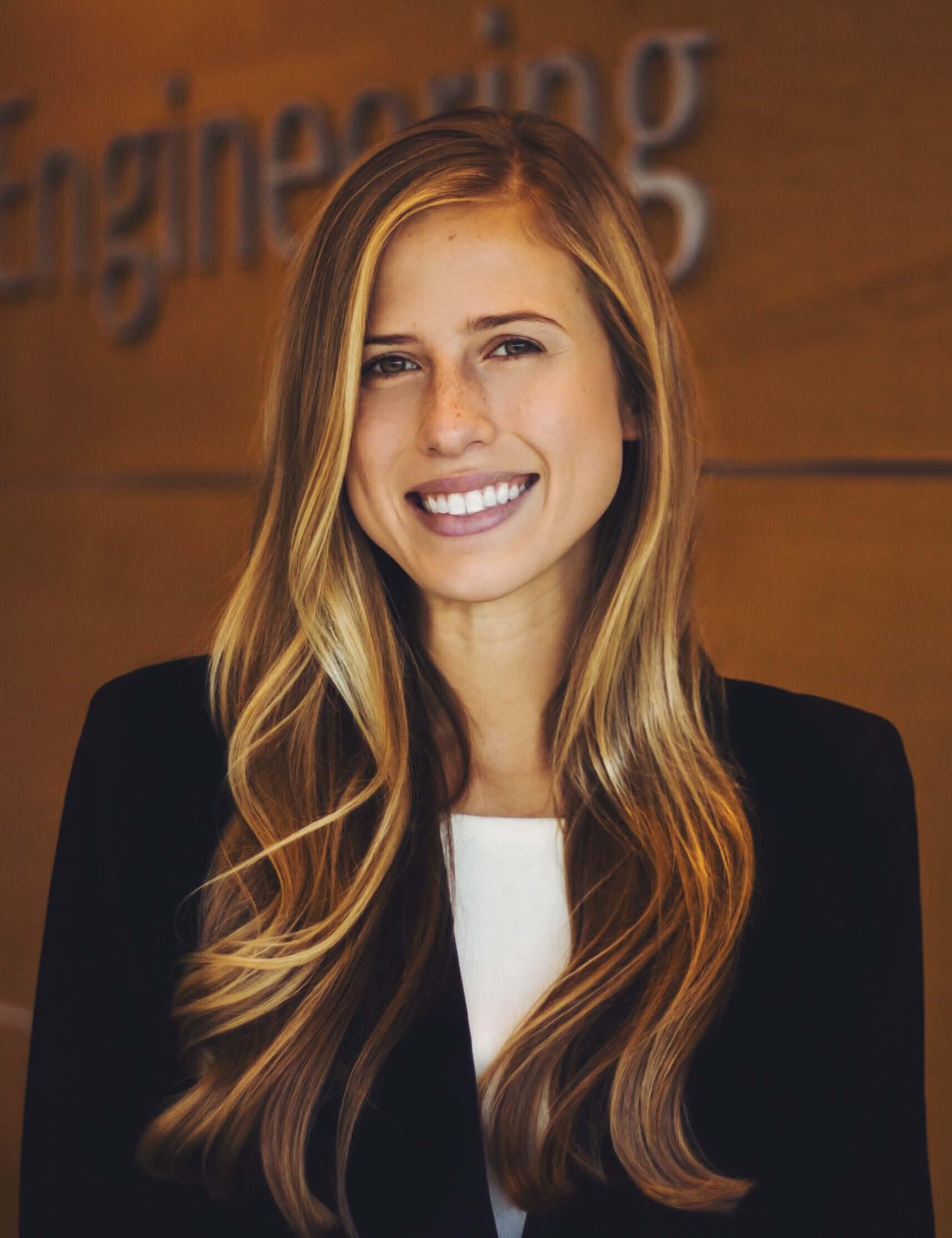 President: Sarah Thomas