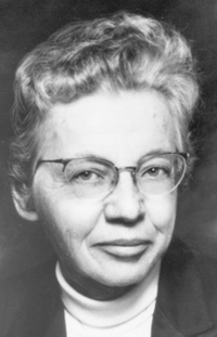 Betty Peters Preece, BSEE 1947