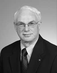 James H. Young, BSAEN 1962, MSAEN 1964