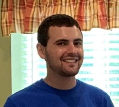 Jared Payne: 2021 Outstanding Master's Student